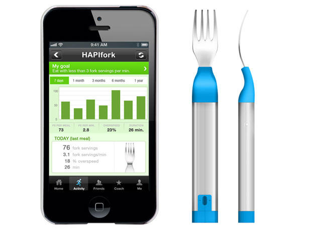 Image of 'HapiFork', image supplied by HapiFork